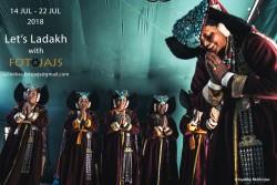 Let's Ladakh 2018