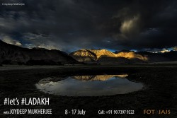 9 days at Ladakh with Joydeep Mukherjee