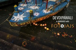 Devdipawali in Varanasi with Fotojajs