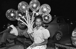 Lachi, 12, Balloon Seller, Connaught Place.