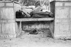 Bharat, 14, Ragpicker, Hanuman Mandir.